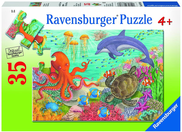 Ocean Friends 35pc Puzzle (ages 4+)