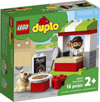 Lego Duplo: Town Pizza Stand