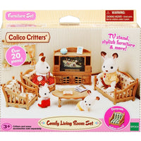 Calico Critters: Comfy Living Room Set