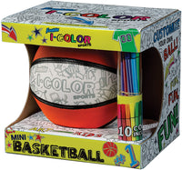 Color Your Own Basketball (I-Color)