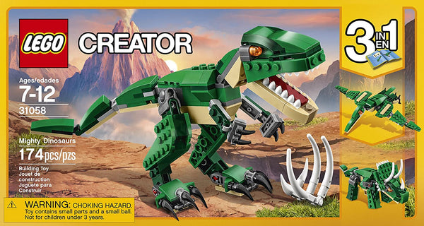 Lego Creator: 3-in-1 Mighty Dinosaurs