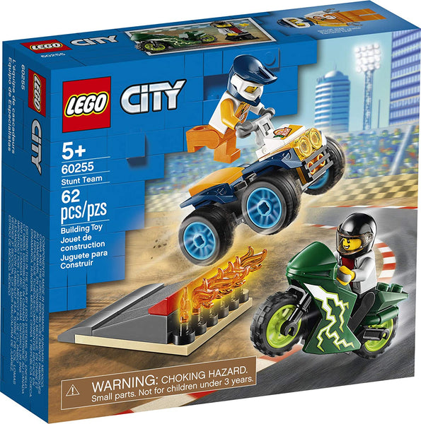 Lego City: Stunt Team