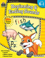 Beginning & Ending Sounds: Grades K-1