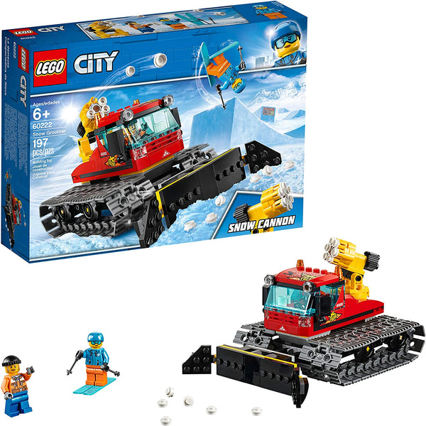 Lego City: Great Vehicles Snow Groomer