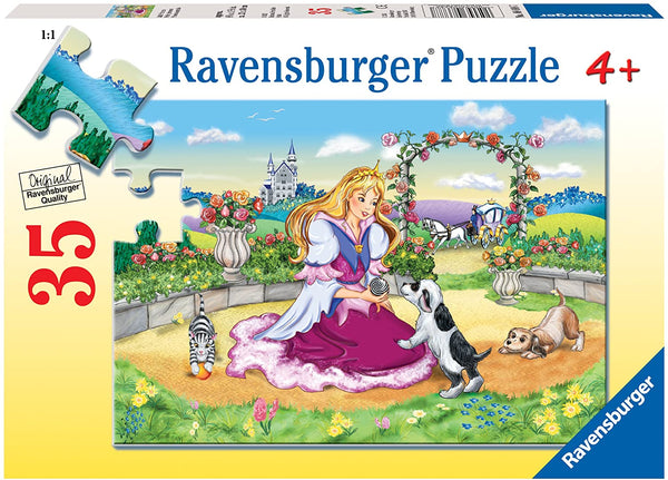 Little Princess 35pc Puzzle (ages 4+)