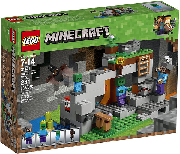Lego Minecraft: The Zombie Cave