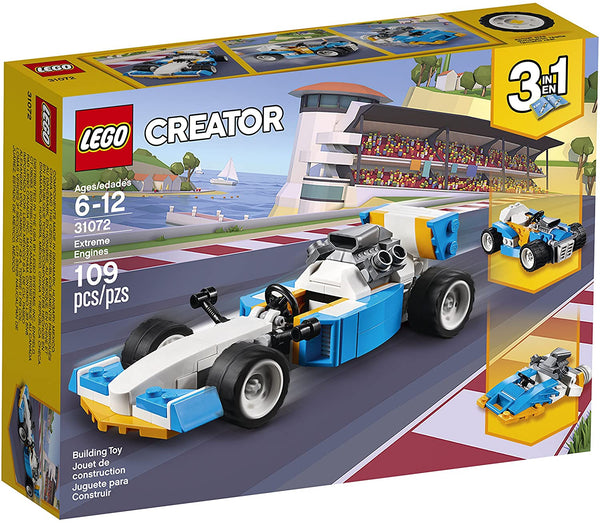 Lego Creator: 3-in-1 Extreme Engines