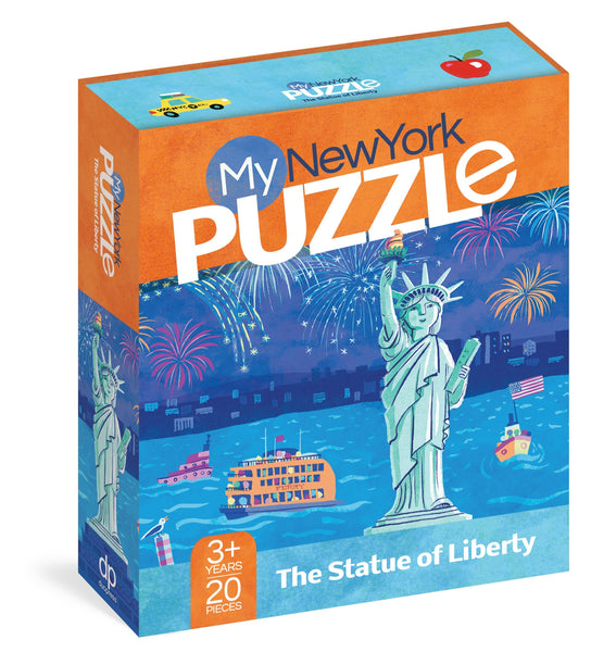 The Statue of Liberty 20pc Puzzle