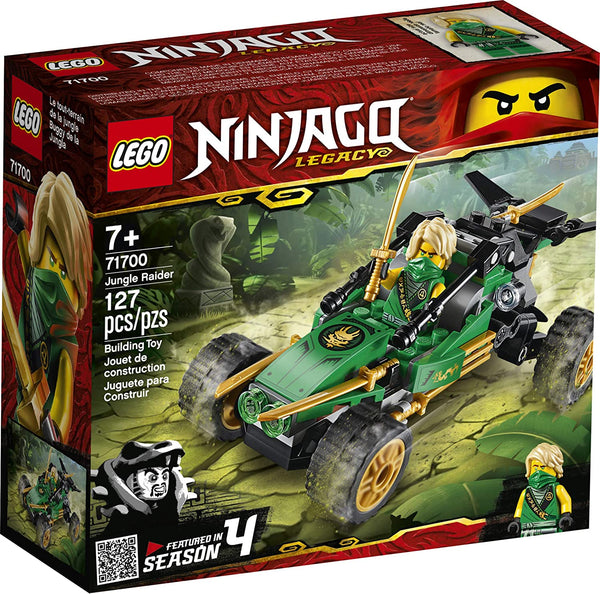 Lego Ninjago: Jungle Raider