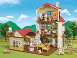 Calico Critters: Red Roof Country Home Gift Set