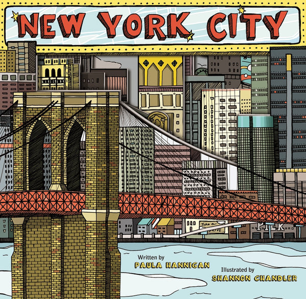 New York City, Board Book