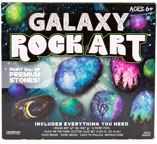 Galaxy Rock Art Kit