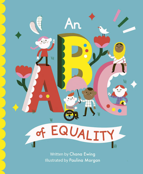ABC of Equality, Board book