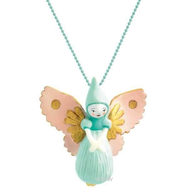Lovely Charms Necklace: Fairy