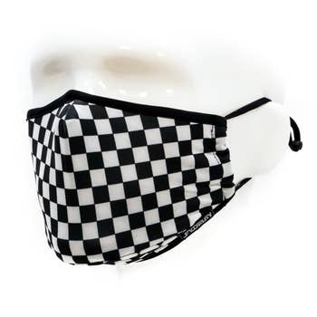 Kid's & Teen/Adult Face Mask Adjustable Straps: Indy