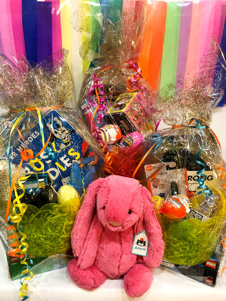 Handmade Customized Easter Baskets