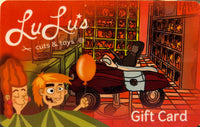 LuLu's Cuts and Toys Gift Card