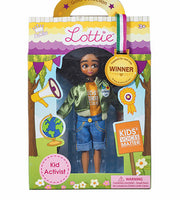 Lottie Doll: Kid Activist