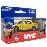 NYC Taxi Diecast