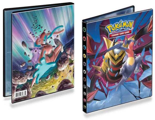 Pokemon Sun & Moon 11 4 Pocket Binder