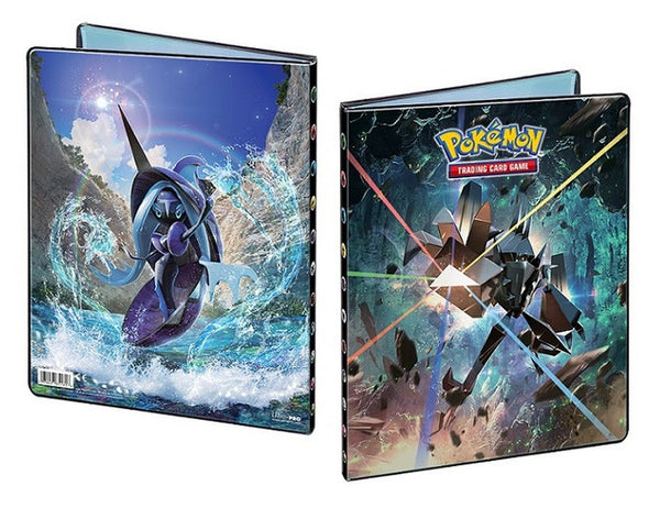 Pokemon Sun and Moon 3 9 Pocket Binder