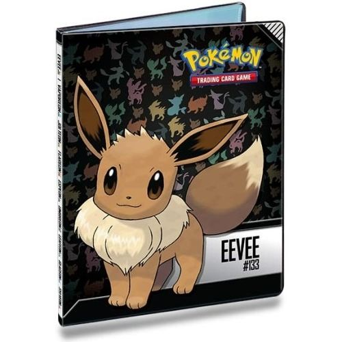 Pokemon Evee 9 Pocket Binder
