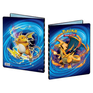 Pokemon Charizard 9 Pocket Binder