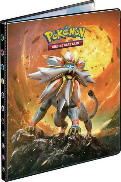 Pokemon Sun and Moon 9 Pocket Binder