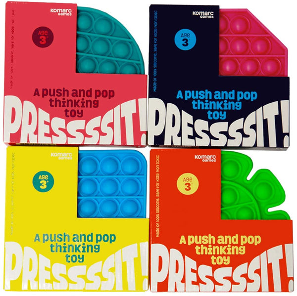 Pressssit! Assorted Shapes