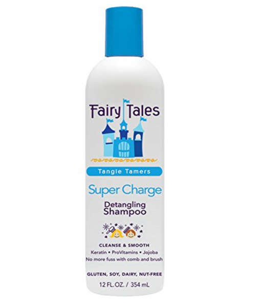 Fairy Tales: Super Charge Detangling Shampoo, 12 oz
