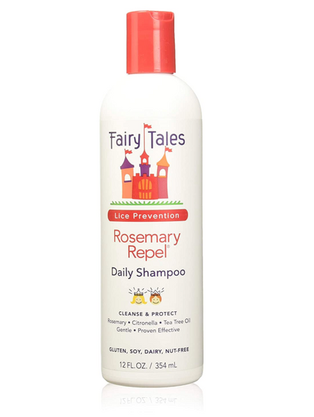 Fairy Tales: Rosemary Repel Shampoo, 12 oz