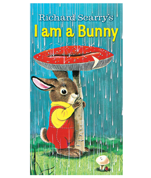 I Am A Bunny, Board Book