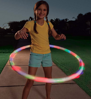 Light-Up Hula Hoop