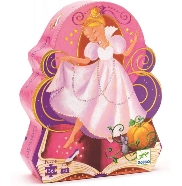 Cinderella 36pc Storytime Puzzle
