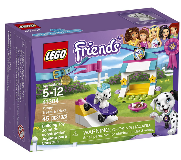 Lego Friends: Puppy Treats & Tricks