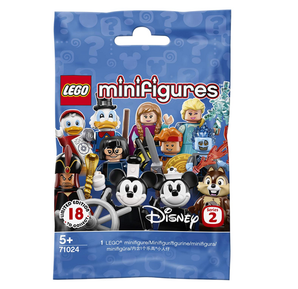 Lego Minifigures: Disney (Series 2)