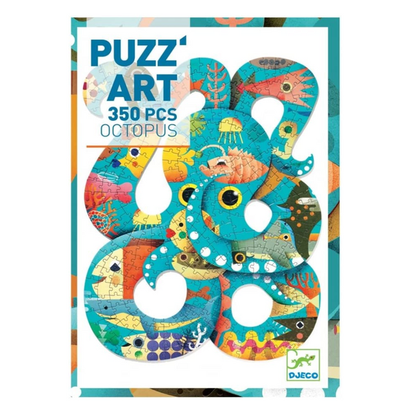 Puzz Art Octopus 350pc Puzzle
