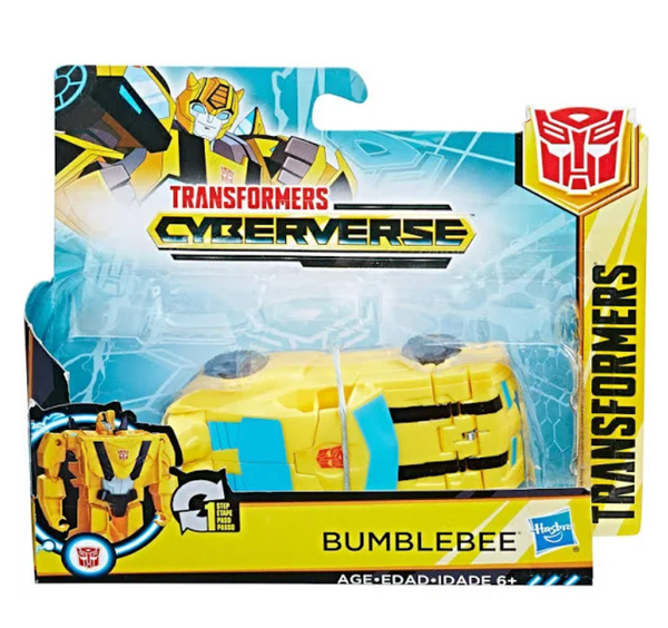 Transformers 1-Step Changers: Bumblebee