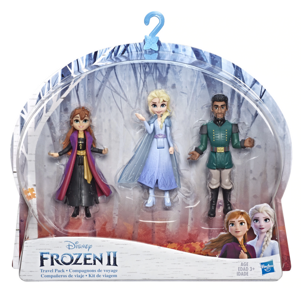 Disney Frozen II: Story Moments Deluxe Figure Pack