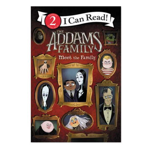 The Addams Family: Meet the Family (ICR Level 2)