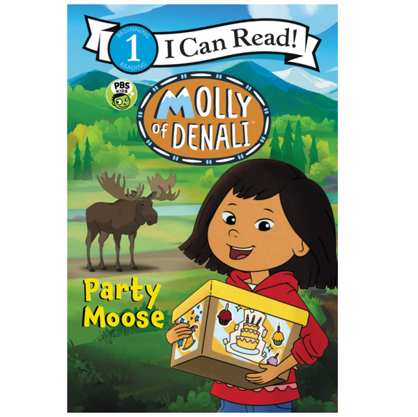 Molly of Denali: Party Moose (ICR Level 1)