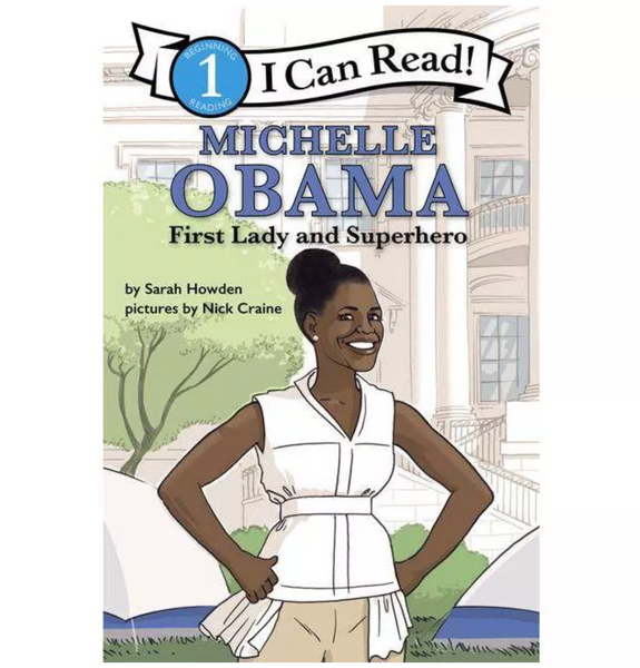 Michelle Obama (ICR Level 1)