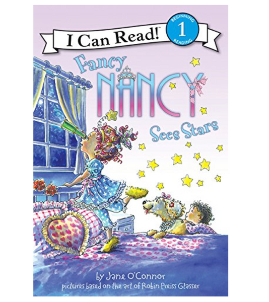 Fancy Nancy Sees Stars (ICR Level 1)