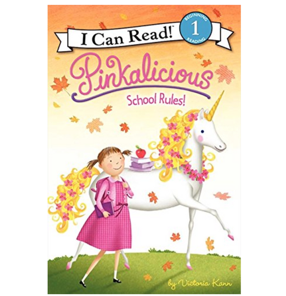 Pinkalicious: School Rules! (ICR Level 1)