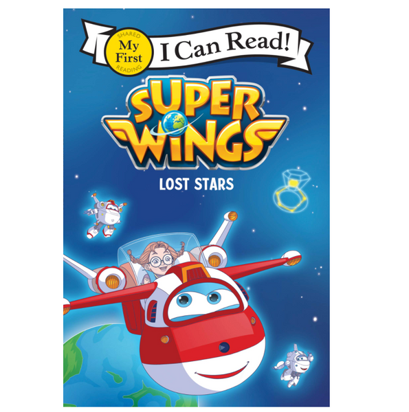Super Wings: Lost Stars (ICR My First)