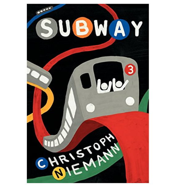 Subway by Christoph Niemann