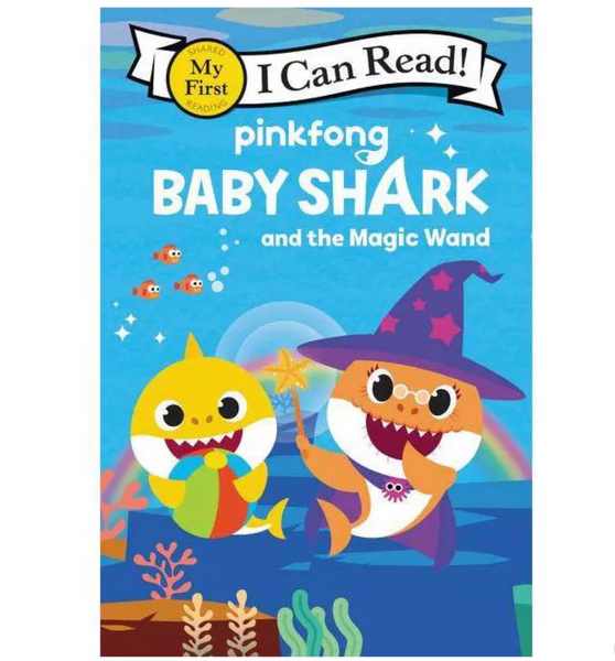 Baby Shark and the Magic Wand (ICR My First)