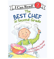 The Best Chef in 2nd Grade (ICR Level 2)