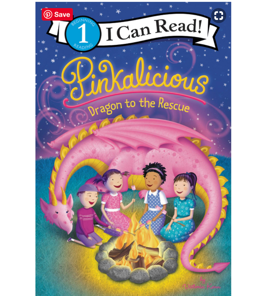 Pinkalicious: Dragon to the Rescue (ICR Level 1)