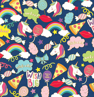 Wrapping Paper: Unicorn Pin Up!